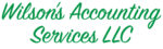 Wilson's Accounting Service