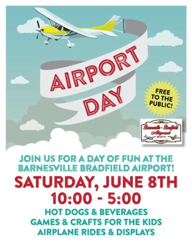 Airport Day 2019 Flyer